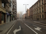 Calle San Ildefonso
