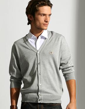 Cardigan: ¿jersey ó chaqueta?