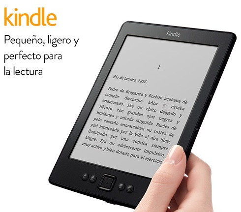 Amazon Kindle 2012