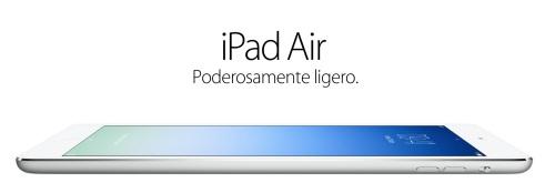 Nuevo diseño para la tableta más vendida