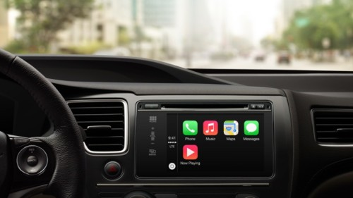 CarPlay, llevando el iPhone a tu coche