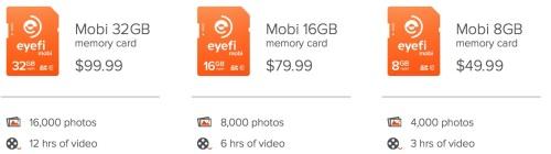 Su precio es más elevado que una tarjeta SD normal