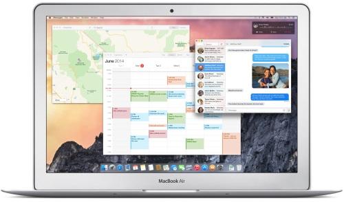 El rediseño gráfico acerca OS X a iOS